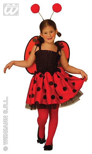 Kostým Beruška malá 110 cm - dětské kostýmy a doplňky - zvířátka ... 560ab7baa1f