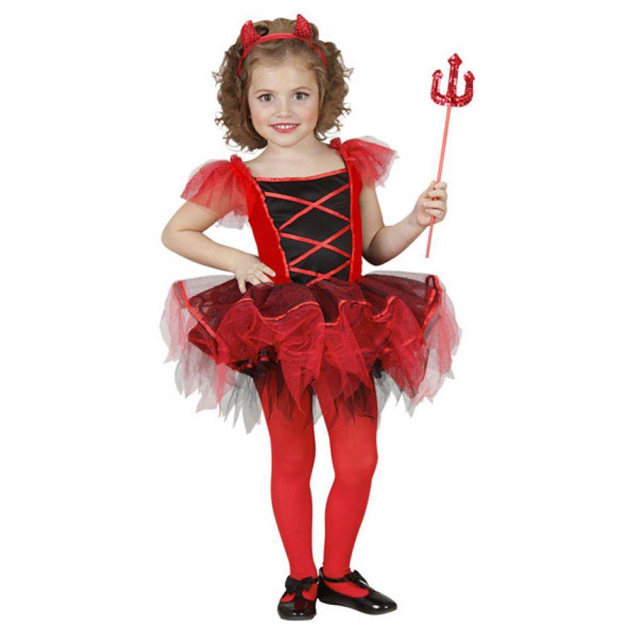 176dffe16 Kostým čertovská baletka 110 cm - dětské kostýmy a doplňky - upíři ...