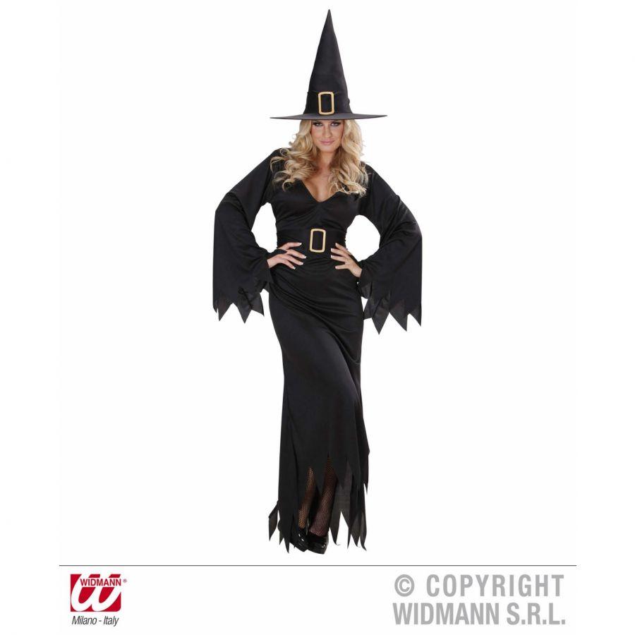 cb8993034 Kostým elegantní čarodějnice M - čarodějnice | čarodějnice ...